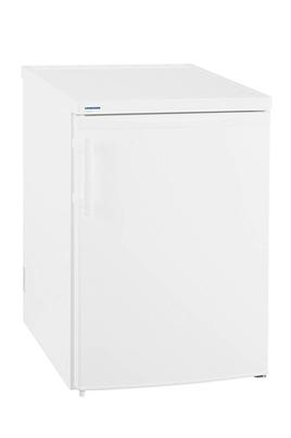 Volume 138 L - Dimensions HxLxP : 85x55,4x62,3 cm - A++ Réfrigérateur à froid statique 138 L Tout utile (sans congélateur) Top amovible - Basse consommation