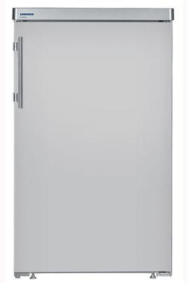 Volume 122 L - Dimensions HxLxP : 85x50,1x62 cm - A+ Réfrigérateur à froid statique 108 L Compartiment congélateur 14 L Faible encombrement - Finition argent