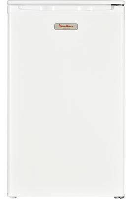 Volume 102 L - Dimensions HxLxP : 85x50x57 cm - A+ Réfrigérateur à froid statique 88 L Congélateur à froid statique 14 L Faible encombrement