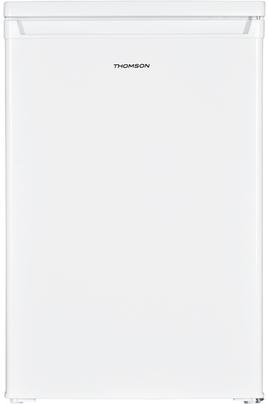 Volume 130 L - Dimensions HxLxP : 85x55x58 cm - A++ Réfrigérateur à froid statique 133 L Tout utile (sans congélateur) Faible encombrement - Top amovible