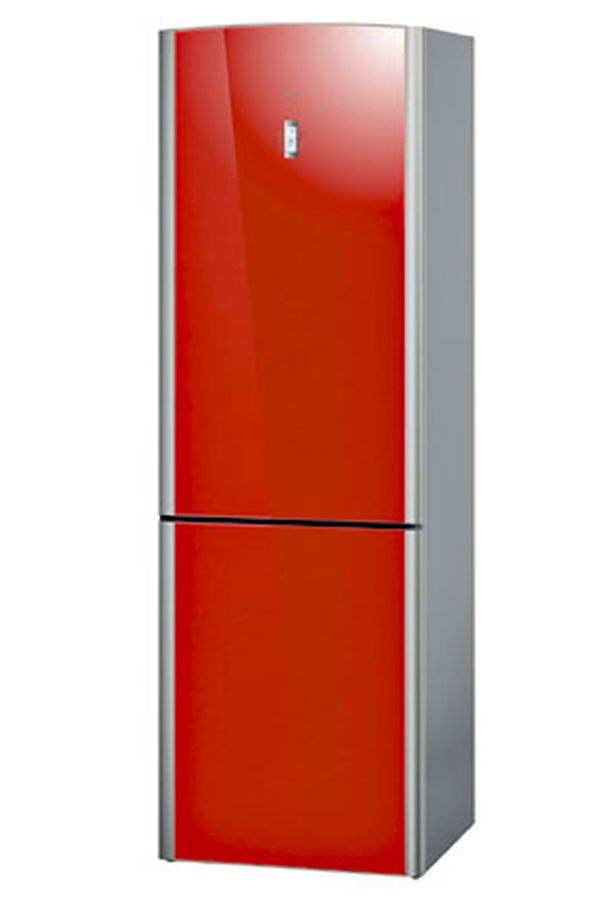 refrigerateur congelateur en bas bosch kgn 36s52 rouge kgn 36s52 1558722 darty. Black Bedroom Furniture Sets. Home Design Ideas