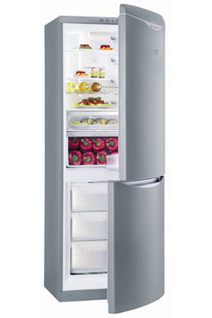 refrigerateur congelateur en bas hotpoint obs nmbl 1912fw inox darty. Black Bedroom Furniture Sets. Home Design Ideas