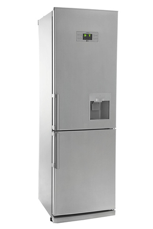 refrigerateur congelateur en bas lg gcf3923ac inox darty. Black Bedroom Furniture Sets. Home Design Ideas