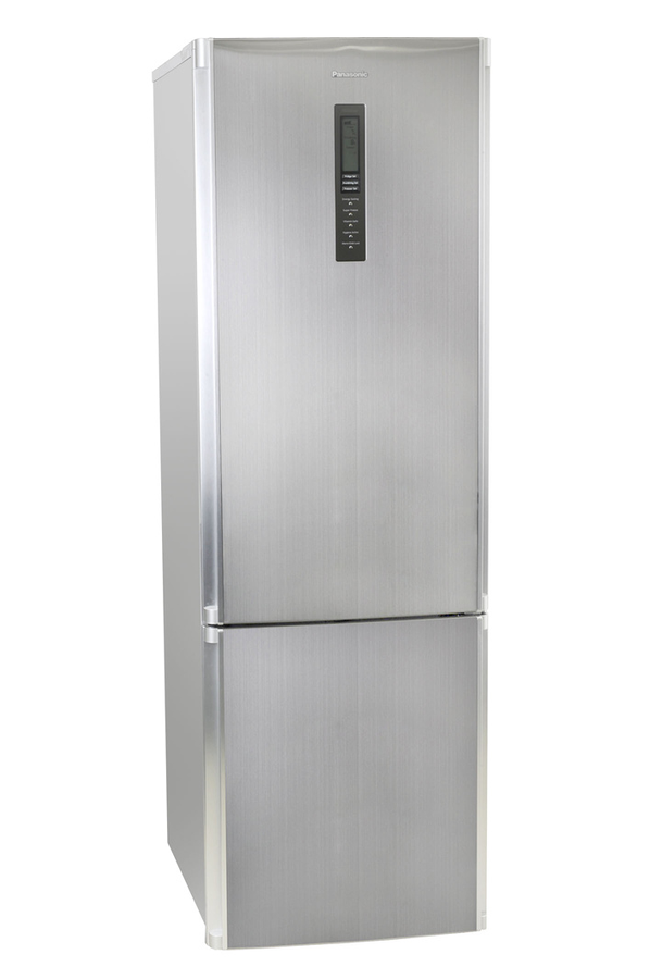 refrigerateur congelateur en bas panasonic nr b30fx1 xe inox 2850028 darty. Black Bedroom Furniture Sets. Home Design Ideas