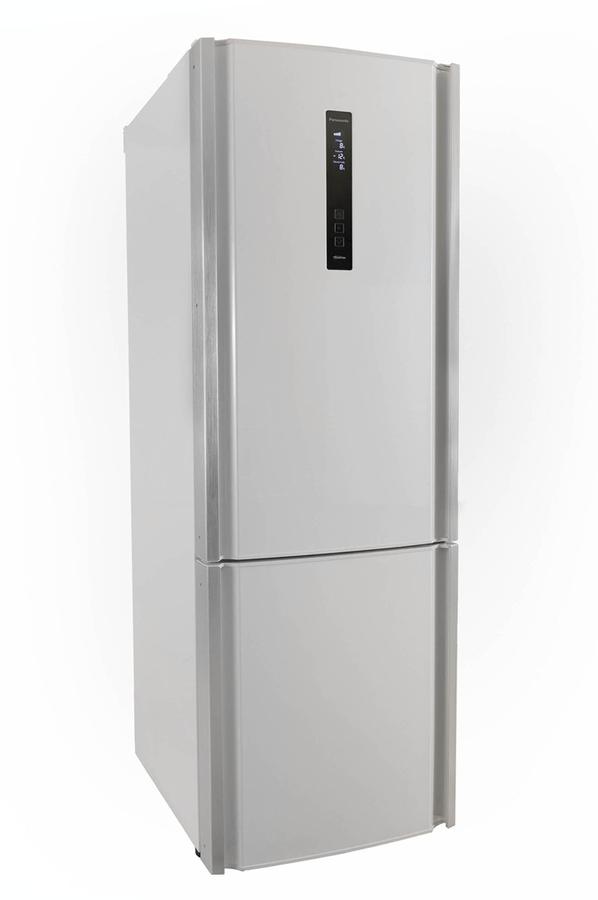 refrigerateur congelateur en bas panasonic nr b32fw2 we. Black Bedroom Furniture Sets. Home Design Ideas