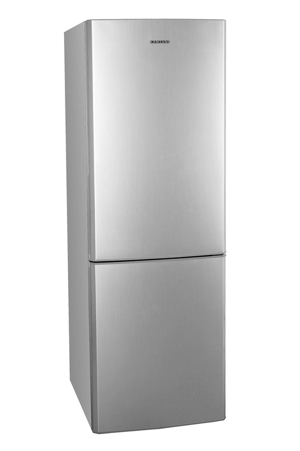 refrigerateur congelateur en bas samsung rl34scps silver. Black Bedroom Furniture Sets. Home Design Ideas