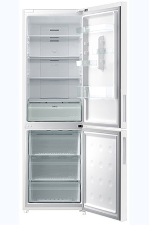 refrigerateur congelateur en bas samsung rl56gsbsw. Black Bedroom Furniture Sets. Home Design Ideas
