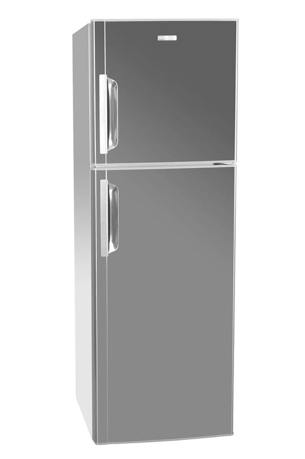 refrigerateur congelateur en haut electrolux end 32320x 3024032 darty. Black Bedroom Furniture Sets. Home Design Ideas