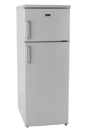 refrigerateur congelateur en haut frigelux rfdp216 argent rfdp216 darty. Black Bedroom Furniture Sets. Home Design Ideas