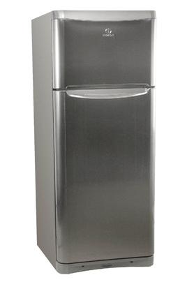 avis clients pour le produit refrigerateur congelateur en haut indesit tan 5 v nx inox. Black Bedroom Furniture Sets. Home Design Ideas