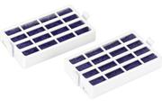 Accessoire pour réfrigérateur / congélateur Whirlpool PACK 2 FILTRES ANTIBACTERIENS