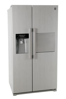 refrigerateur americain daewoo frn x22f3csi 3452409. Black Bedroom Furniture Sets. Home Design Ideas