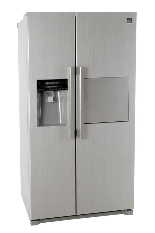 refrigerateur americain daewoo frn x22f3csi 3452409 darty. Black Bedroom Furniture Sets. Home Design Ideas