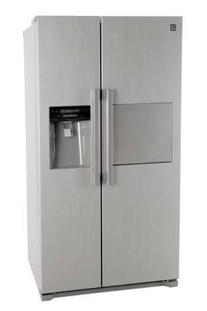refrigerateur americain daewoo frn x22f3csi darty. Black Bedroom Furniture Sets. Home Design Ideas