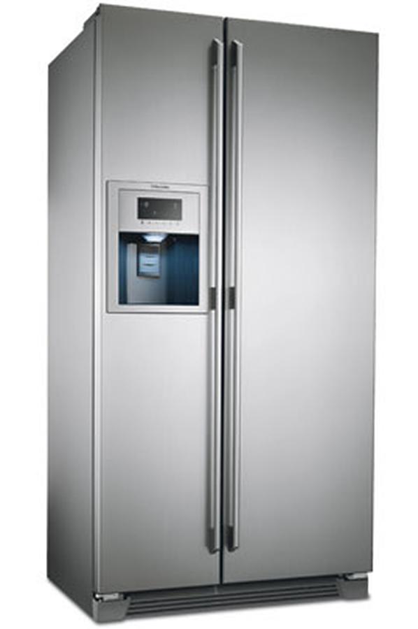 refrigerateur americain electrolux enl60710s 3342638 darty. Black Bedroom Furniture Sets. Home Design Ideas