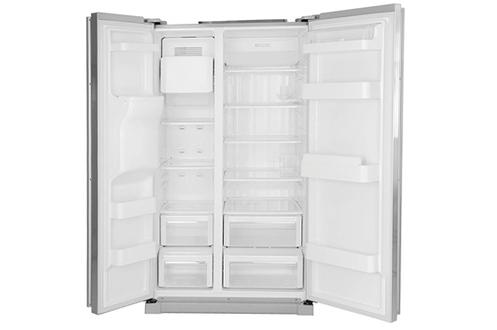 refrigerateur americain samsung rsa1utpe 3280080. Black Bedroom Furniture Sets. Home Design Ideas