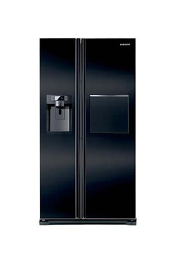 refrigerateur americain samsung rsg5pubp noir 3125220 darty. Black Bedroom Furniture Sets. Home Design Ideas
