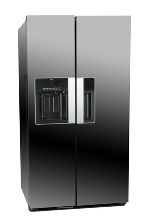 refrigerateur americain whirlpool wsg5588a m darty. Black Bedroom Furniture Sets. Home Design Ideas