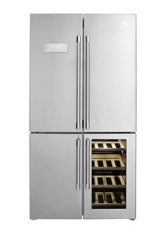 Réfrigérateur multi-portes GN1416220CX Beko