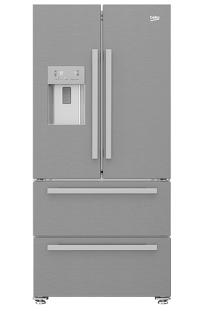 r frig rateur multi portes beko gne60532dx darty. Black Bedroom Furniture Sets. Home Design Ideas