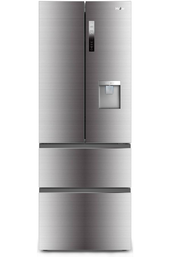 r frig rateur multi portes haier b3fe742cmjw silver. Black Bedroom Furniture Sets. Home Design Ideas