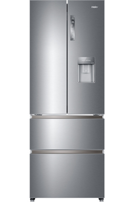 Volume 422 L - Dimensions HxLxP : 190x70x67.5 cm - A+ Réfrigérateur à froid ventilé 301 L Congélateur à froid ventilé 121 L Distributeur d'eau fraîche - Tiroirs à accès direct