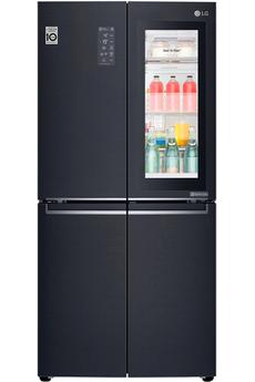 Réfrigérateur multi-portes Lg GMQ844MCKV