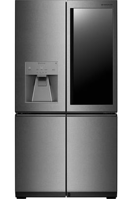 Volume 569 L - Dimensions HxLxP : 178.4x91.2x74.5 Réfrigérateur à froid ventilé 382 L Congélateur à froid ventilé 187 L Distributeur d'eau, glaçons et glace pilée