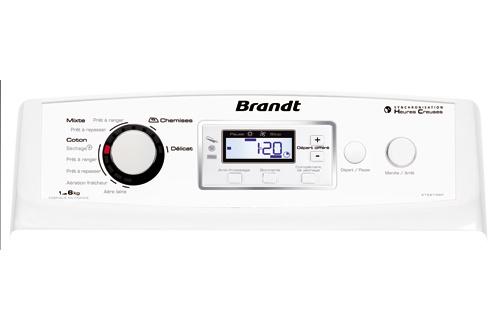 Brandt ETE 6736 F BLANC