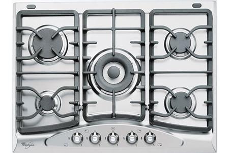 plaque gaz whirlpool akm 394 ir inox akm394ir darty. Black Bedroom Furniture Sets. Home Design Ideas