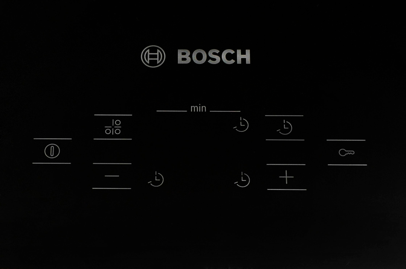 plaque induction bosch. Black Bedroom Furniture Sets. Home Design Ideas