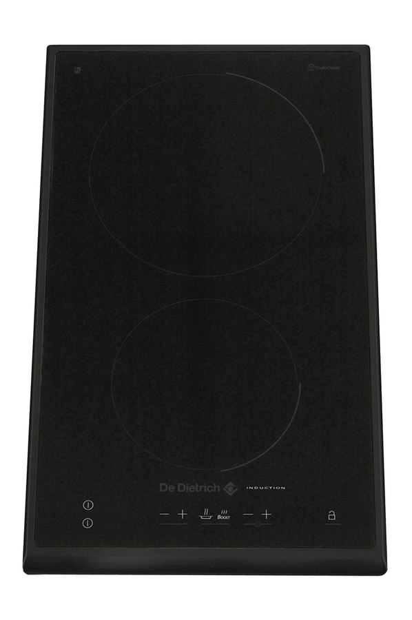 Plaque induction de dietrich dti 701 b noir dti701 - Table de cuisson induction de dietrich ...