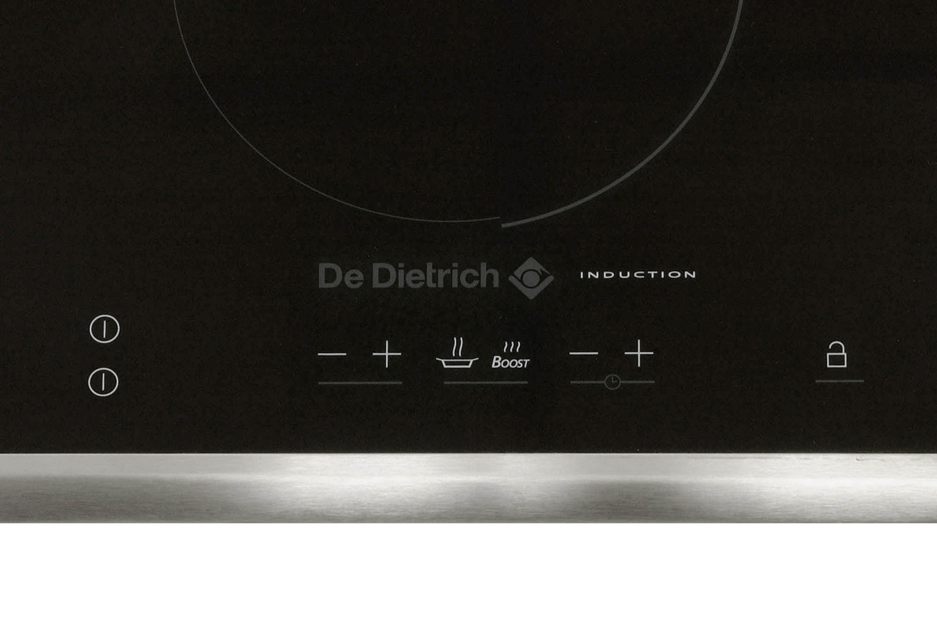 Plaque induction de dietrich 2 feux appareils m nagers - Plaque a induction 2 feux ...