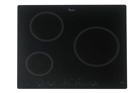 plaque induction whirlpool acm604ne noir acm604ne darty. Black Bedroom Furniture Sets. Home Design Ideas