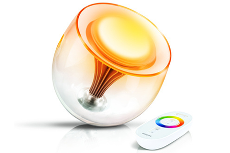 Lampe D Ambiance Philips Livingcolors Living Colors Darty