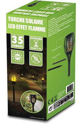 TORCHE LED EFFET FLAMME