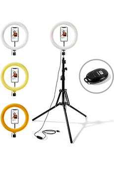 Flash Wi-light Selfie sur pied avec télécommande