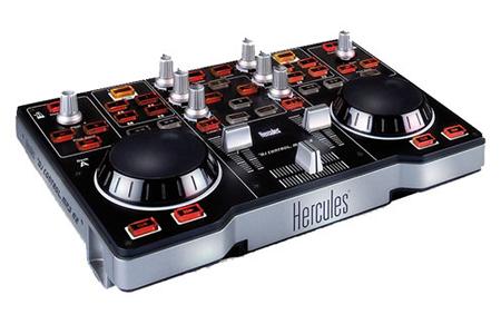 table de mixage mp3