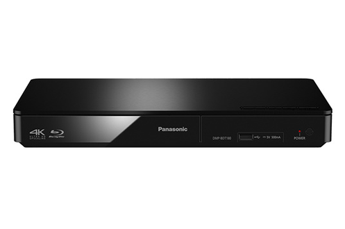 Lecteur DVD Blu-Ray 3D connecté Fonction d'upscaling 4K Internet TV Apps, Navigateur Internet, DLNA conversion 2D/3D