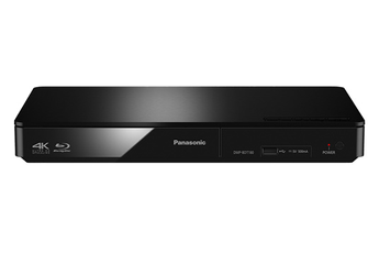 Lecteurs Blu-ray Panasonic DMP-BDT180EF
