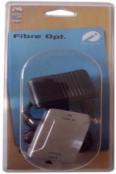 Accessoires audio Plug It CONVERTISSEUR COAXIAL / OPTIQUE