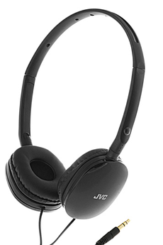 Casque audio HA-S160 NOIR Jvc