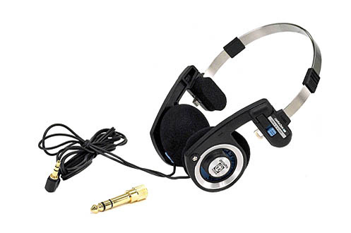 casque audio koss porta pro portapro 1086154 darty