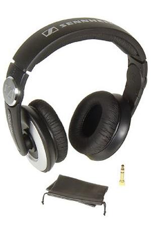 casque audio sennheiser hd 205 ii dj darty. Black Bedroom Furniture Sets. Home Design Ideas