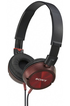 Sony MDR-ZX300 ROUGE photo 1