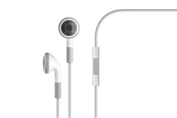 Ecouteurs Ecouteur avec télécommande et micro Apple