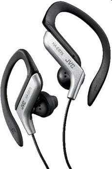 Casque intra-auriculaire HA-EB75E SILVER Jvc