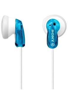Ecouteurs - Sony - Mdr-e9lp Bleu
