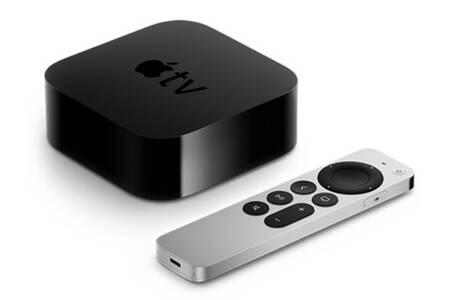 Passerelle multimédia Apple TV HD 32GB