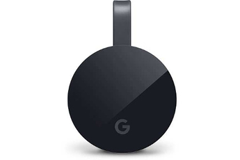 Passerelle multimédia CHROMECAST ULTRA Google